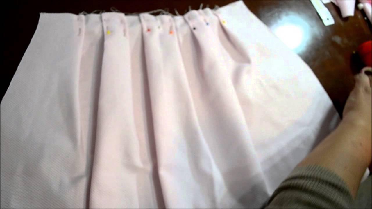 5a726e44e Como hacer una falda de mini tablas
