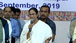 Didi at administrative Review Meeting of Paschim Medinipur and Jhargram districts