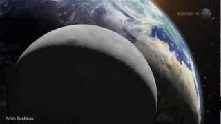 ScienceCasts: Did Earth Have Two Moons?