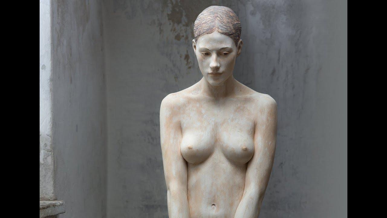 Оригинальные и очень реалистичные скульптуры из дерева