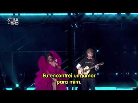 Beyoncé & Ed Sheeran - Perfect Duet legendado