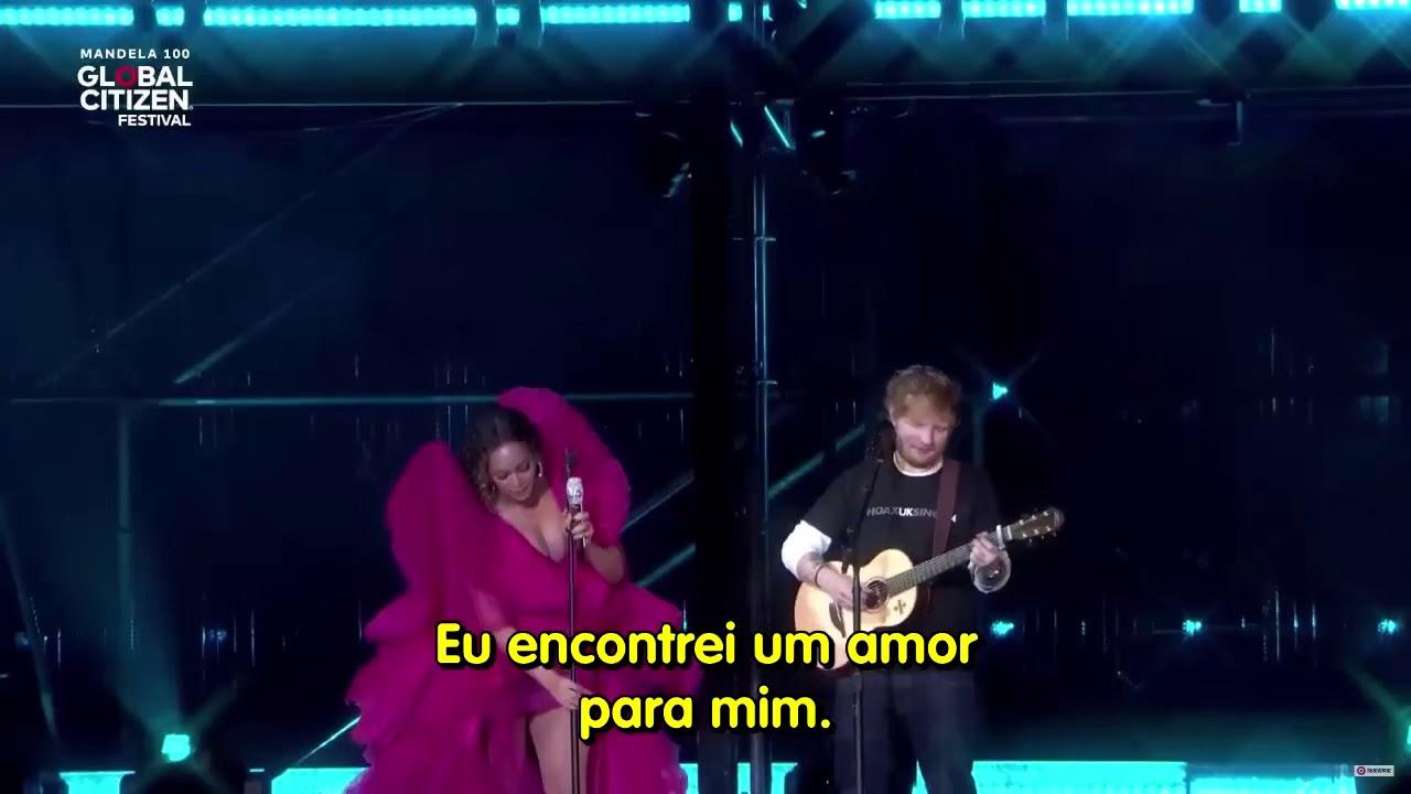 Download Beyoncé & Ed Sheeran - Perfect Duet legendado