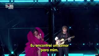 Beyoncé & Ed Sheeran - Perfect Duet legendado