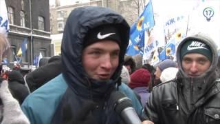 О чем говорит молодежь под НБУ   опрос Руслана Коцабы
