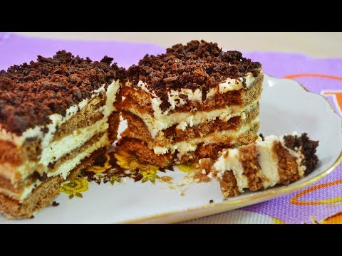 СУПЕРСКИЙ торт БЕЗ