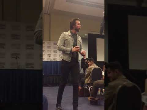 Troy Baker Panel AwesomeCon 2018 Part 1