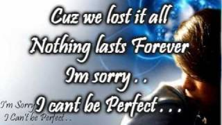 Perfect Acoustic version - Simple Plan . Lyrics . .
