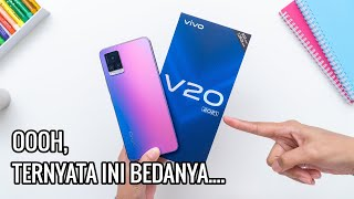 Upgrade Jeroan Nih? Unboxing vivo V20 2021