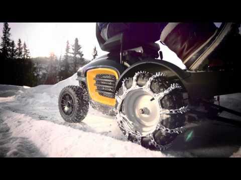 Снегоуборщик бензиновый McCulloch ST76EP