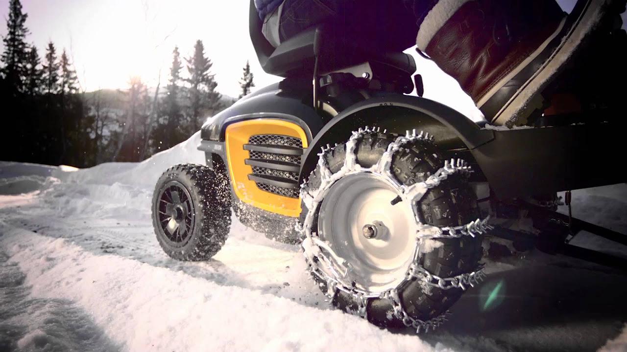 SnÖslunga mcculloch pm55   snöslungor   trädgårdsmaskiner   maskiner