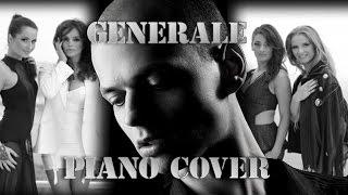 SEVERINA I UČITELJICE - GENERALE (Instrumental piano cover)