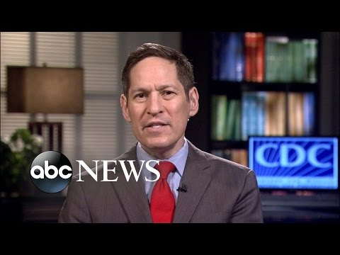 CDC Director on Zika Outbreak in Florida