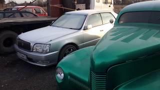 Машина из фильма Сталлоне Кобра в России!