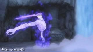 Naruto Shippuden Ending 22 - Sasuke VS Naruto