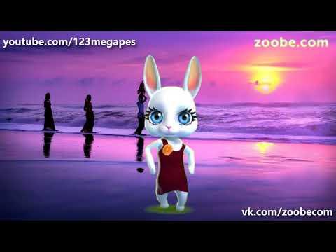 Zoobe Зайка Синее небо, Согдиана - Как поздравить с Днем Рождения