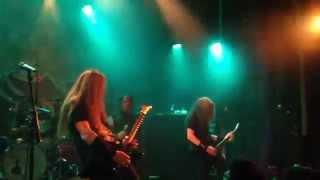 EXODUS - Piranha - Live in Paris 2015