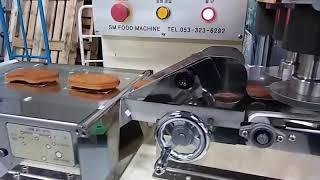 떡.빵.양갱.과자.건과류.만능적인삼면포장기계팝니다010…