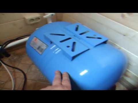 Водоснабжение из скважины Павловский Посад. Как провести воду в дом.