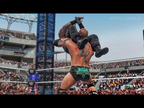 WWE 2K18 All DLC Signature and Finishers (PS4 & XBOX ONE)