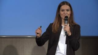 Prosta recepta na wygrywanie | Maja Włoszczowska | TEDxPolitechnikaWroclawska