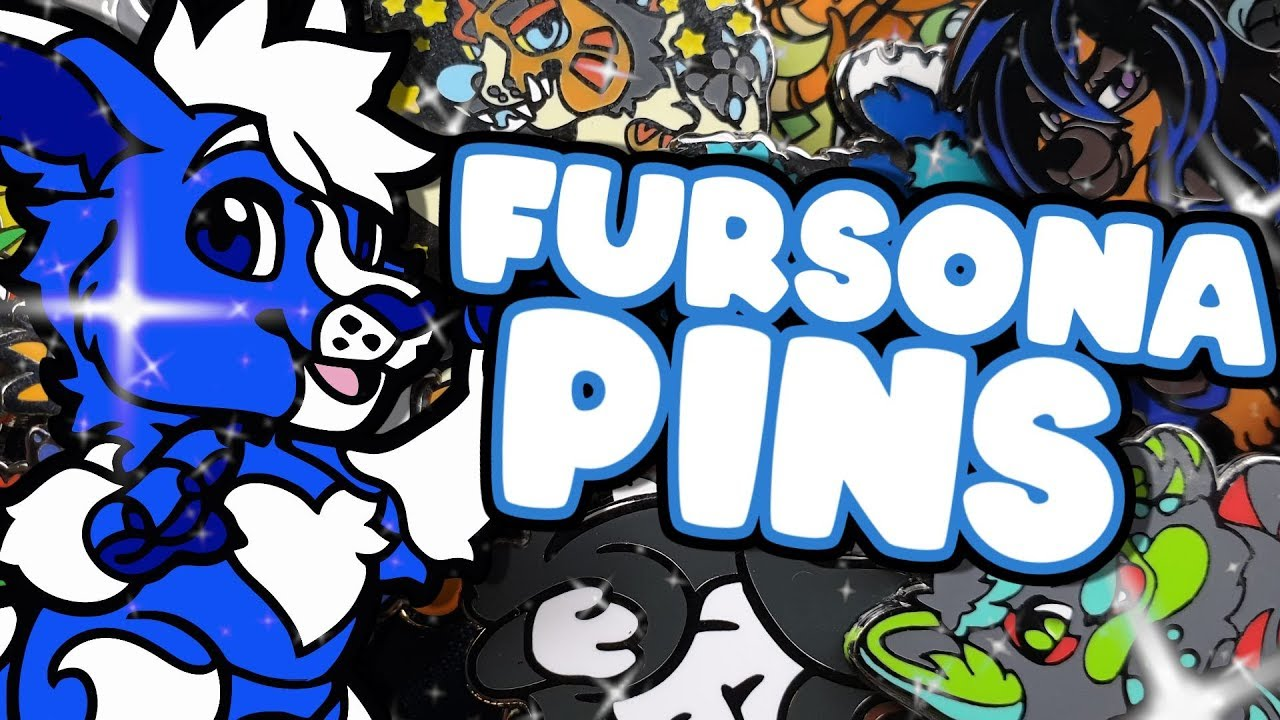 Fursona Pins is creating monthly adorable animal pins | Patreon