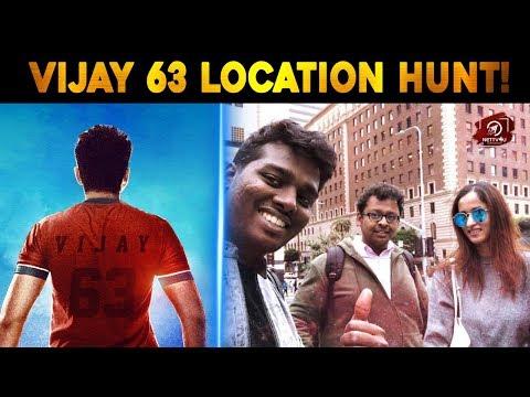 Vijay 63 Location Fixed? | Thalapathy | Atlee | Vishnu | Archana Kalpathi | Nayanthara