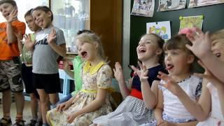 Один день из жизни детского садика