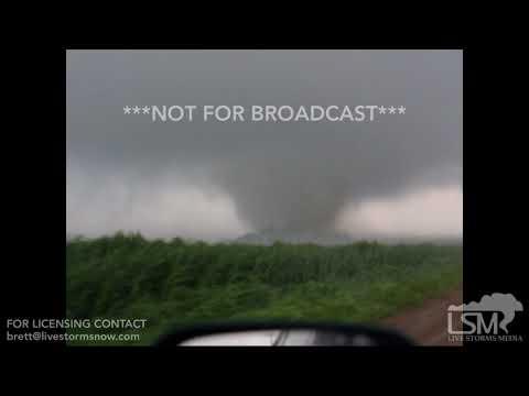 08-16-2017 - Lafayette, MN Tornado (Farm Hit)
