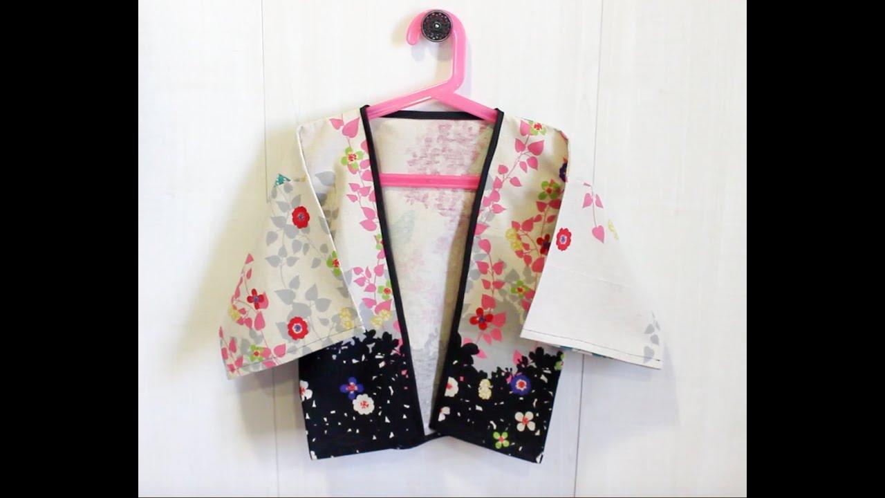 DIY - Cómo confeccionar un Kimono sin patrón | Coser con Manneken ...