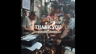 Bon Jovi - Thank You For Loving Me ( Cover ) by JS Projects