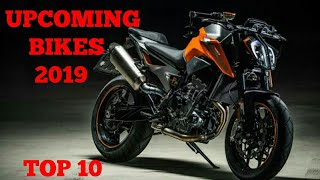 TOP 10 Upcoming Bikes in India 2019 | New bikes launches | Latest bikes of 2019
