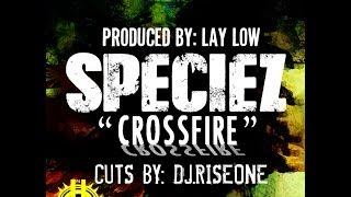 "Speciez - ""Crossfire"" w/ Dj.RiseOne (Produced By: Lay Low)"