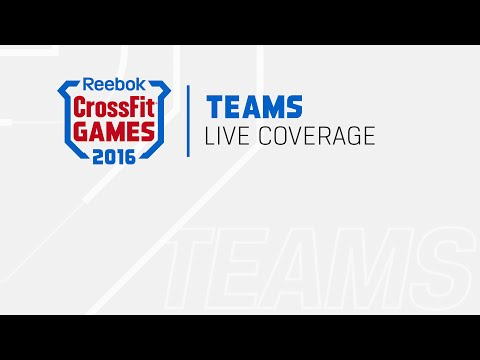 The CrossFit Games - Team Triple Double