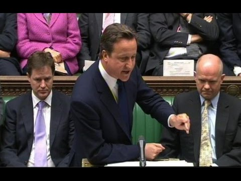 PMQs - David Cameron v Ed Miliband - Truthloader