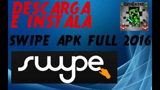 descargar swype keyboard pro 2016 full apk link directo luisendre