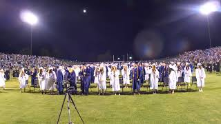 Lincoln County High School Graduation, May 17, 7:30 p.m.