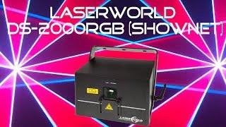 Test & Check Laserworld DS-2000RGB ShowNET