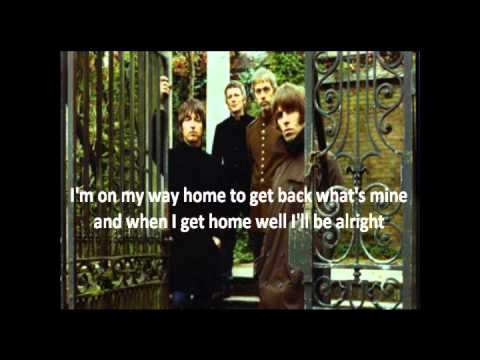 Beady Eye - Beatles and Stones (Lyrics)
