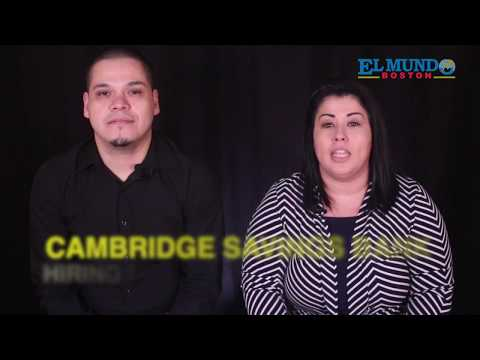 Latino Career Expo 2018 - Cambridge Savings Bank