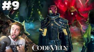 Gilded Butthole Knight!   CODE VEIN   FFP Playthrough (Pt 9)