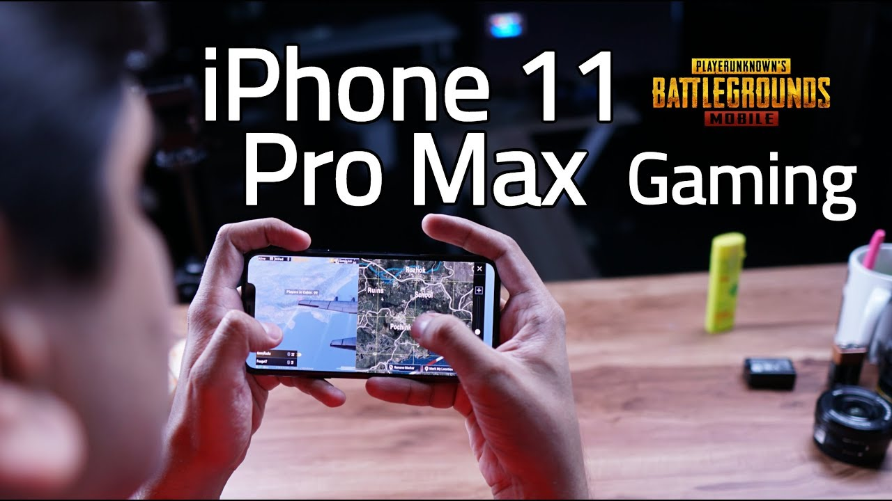 iphone 11 max pro for pubg