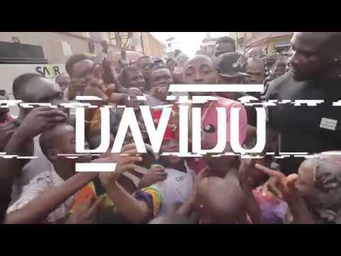 Davido European Tour