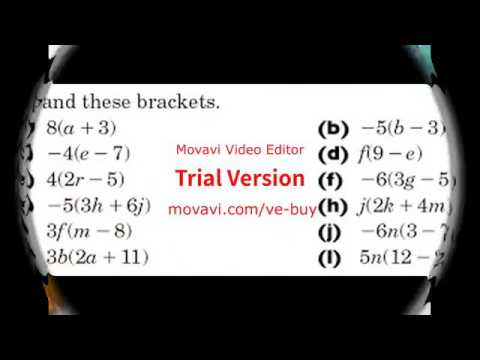 Funny Algebra Sum Song