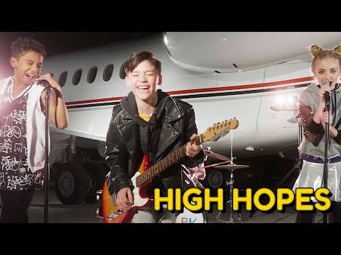 """High Hopes"" - Panic! At The Disco (Cover) [Official Video] 