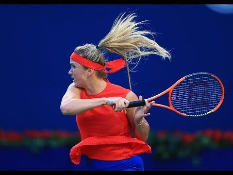 2017 Rogers Cup Semifinals | Elina Svitolina vs Simona Halep | WTA Highlights