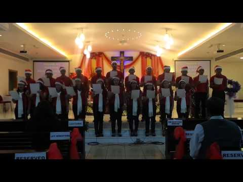 OLPH CHurch FUjairah Christmas Carol Dec 24, 2015