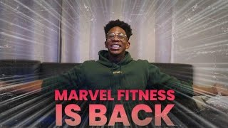 Marvel Fitness is back !
