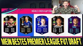 FIFA 19: Ich baue meine bislang bestes PREMIER LEAGUE Fut Draft Team! - Ultimate Team Deutsch