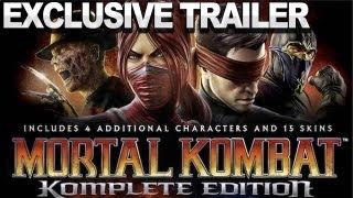 Mortal Kombat: Komplete Edition - Launch Trailer