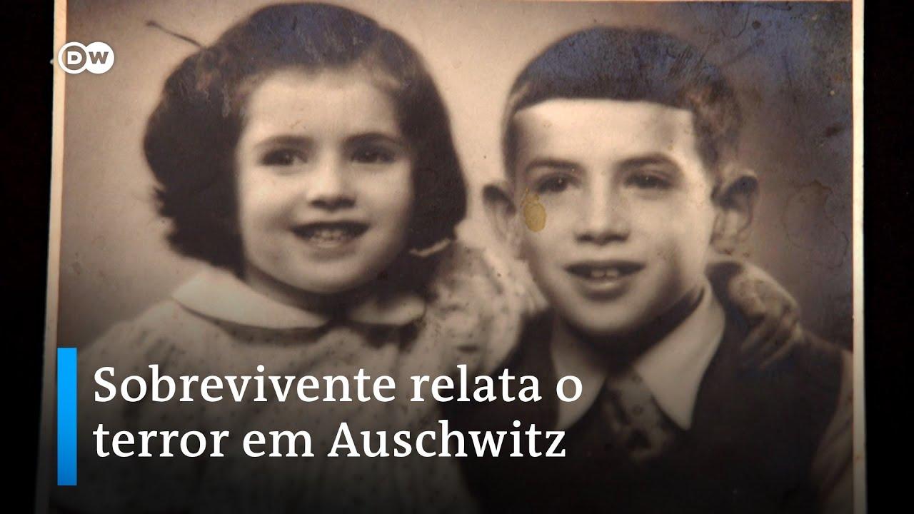 Holocausto: sobrevivente relata o terror em Auschwitz
